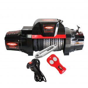 XT Series 4WD Winch