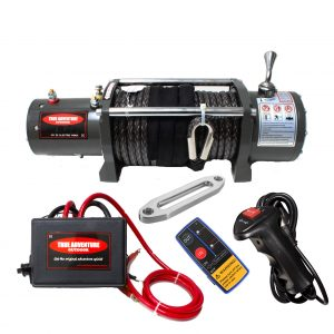 Premium Series 4WD Winch