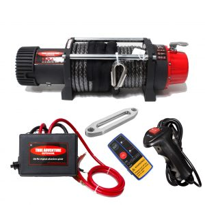 ES Series 4WD Winch
