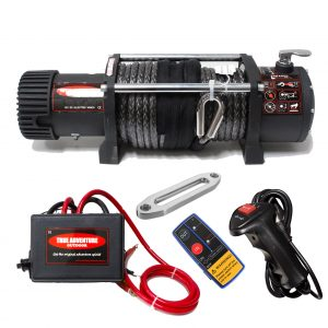 DB Series 4WD Winch