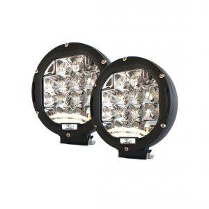 12 VOLT LED 6 INCH DRIVING LIGHTS