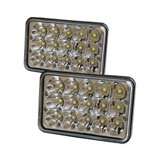 "Pair of Vortex Series Led Headlight 5"" x 7"""