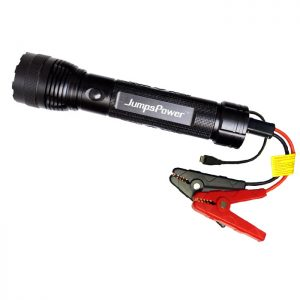 JumpsPower 3 in 1 Torch, Jumpstarter and powerbank