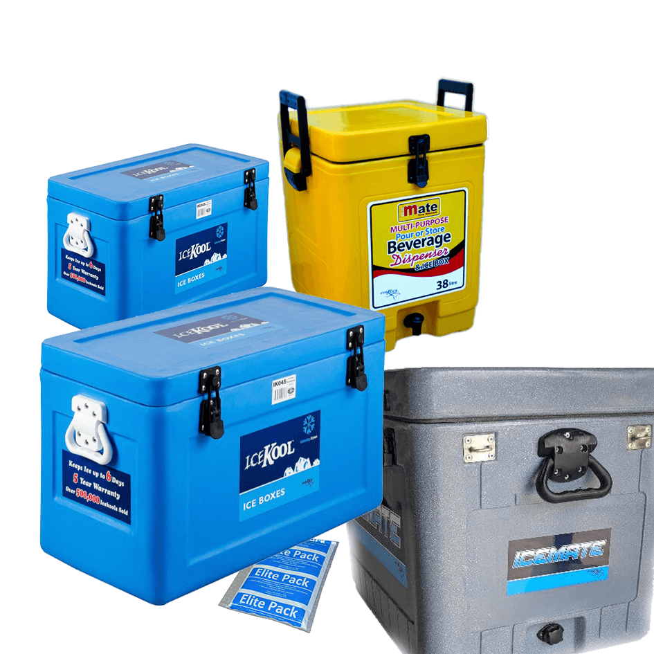 All 12 Volt Evakool Ice Boxes Camping Ice Boxes