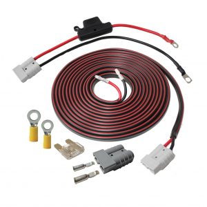 Plug & Play Dual Battery Wiring Kit