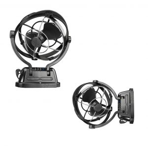 12/24V Sirocco Series II Cabin Fan