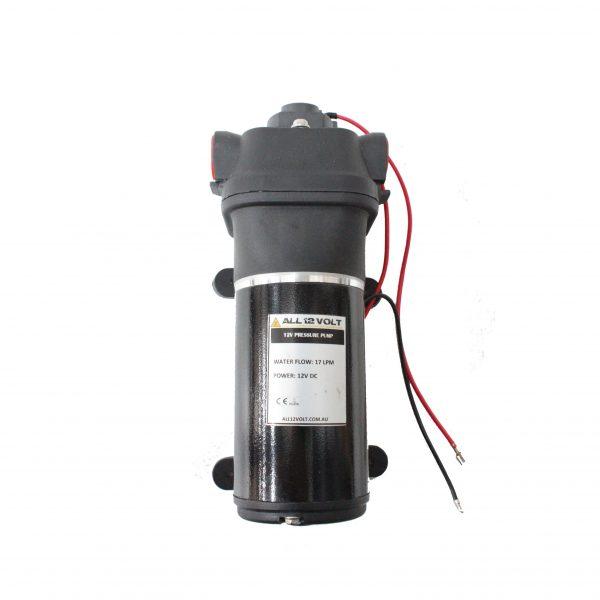 12 VOLT WATER PRESSURE PUMP