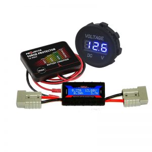 BATTERY MONITORS & METERS