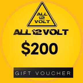 all 12 volt gift voucher