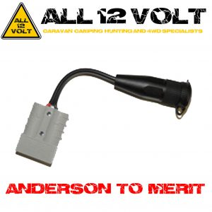 Anderson To Merit Socket